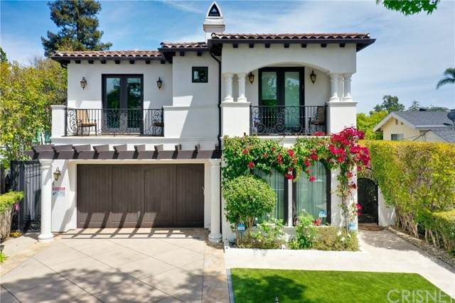 4218 Murietta Avenue, Sherman Oaks, CA 91423 (#SR21099467) :: Zutila, Inc.