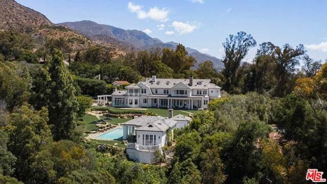851 Buena Vista Drive, Santa Barbara, CA 93108 (#21729970) :: Team Forss Realty Group