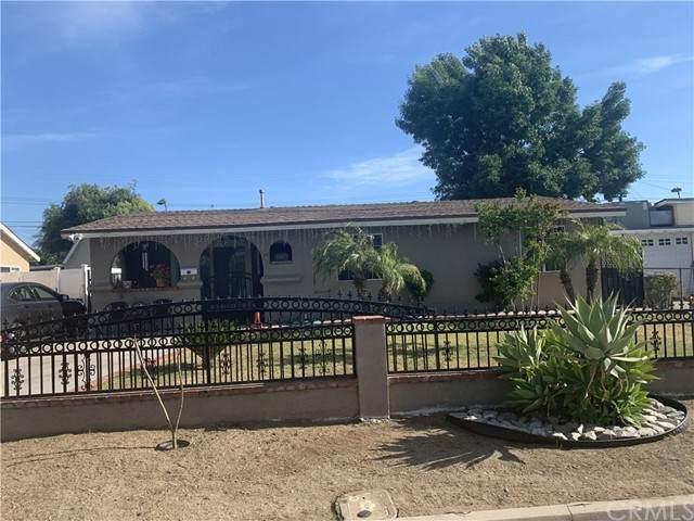 16754 E Brookport Street, Covina, CA 91722 (#CV21100233) :: Compass