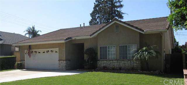 464 E Benwood Street, Covina, CA 91722 (#CV21082981) :: The Alvarado Brothers