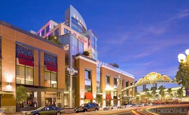207 5th Ave #508, San Diego, CA 92101 (#210012517) :: Frank Kenny Real Estate Team