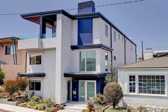 339 27th Street, Hermosa Beach, CA 90254 (#SB21080824) :: Compass