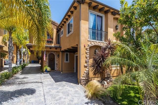 2117 Clark Lane A, Redondo Beach, CA 90278 (#SB21095868) :: Frank Kenny Real Estate Team