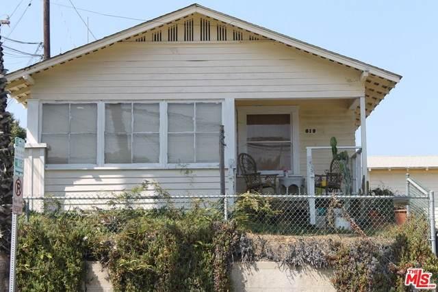 619 Pacific Street, Santa Monica, CA 90405 (#21725736) :: Mainstreet Realtors®