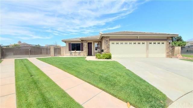 1195 Gainesway Circle, Beaumont, CA 92223 (#EV21100041) :: Mainstreet Realtors®