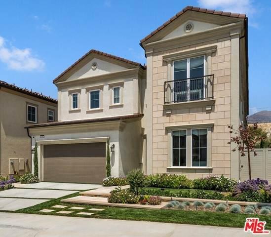 20607 Bluebird Court, Porter Ranch, CA 91326 (#21730046) :: Steele Canyon Realty