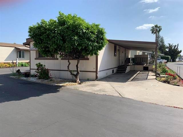 211 N Citrus Avenue #48, Escondido, CA 92027 (#NDP2105180) :: Mainstreet Realtors®