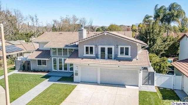 1313 Woodlow Court, Westlake Village, CA 91361 (#320006057) :: Team Forss Realty Group