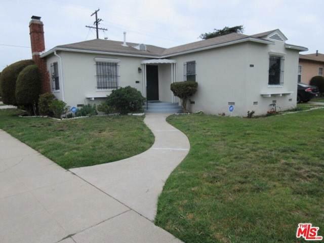 1850 W 92Nd Street, Los Angeles (City), CA 90047 (#21730342) :: CENTURY 21 Jordan-Link & Co.