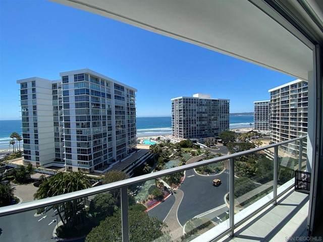 1770 Avenida Del Mundo #901, Coronado, CA 92118 (#210012531) :: Jett Real Estate Group