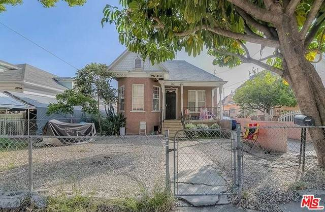 237 E 31St Street, Los Angeles (City), CA 90011 (#21730472) :: Frank Kenny Real Estate Team