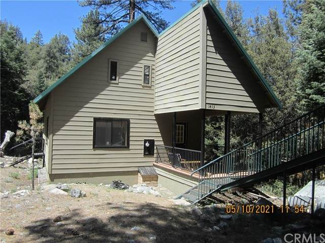 1413 Woodland Drive, Pine Mountain Club, CA 93222 (#PI21100660) :: Realty ONE Group Empire