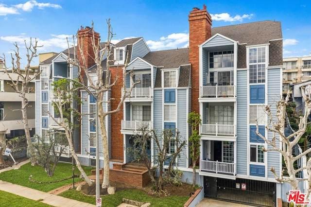 11667 Gorham Avenue #101, Los Angeles (City), CA 90049 (#21730288) :: Frank Kenny Real Estate Team