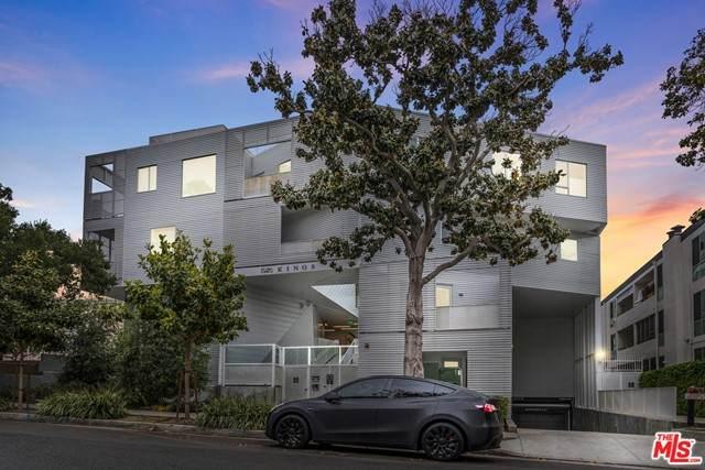 1030 N Kings Road #104, West Hollywood, CA 90069 (#21730088) :: Mint Real Estate