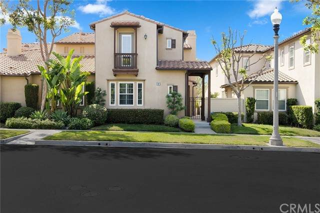 107 Vermillion, Irvine, CA 92603 (#NP21099755) :: Mint Real Estate