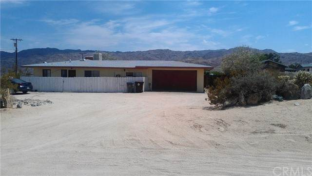 71235 El Paseo Drive, 29 Palms, CA 92277 (#JT21100732) :: Realty ONE Group Empire