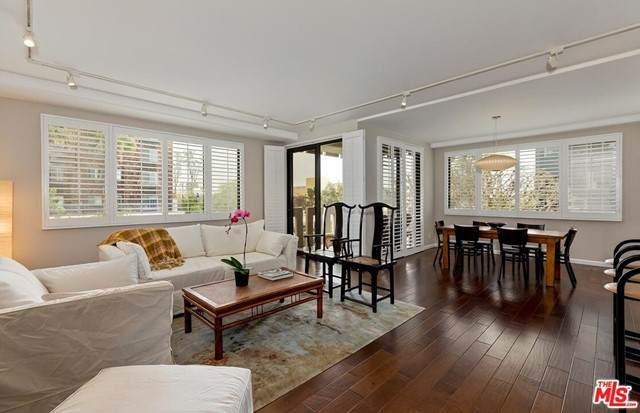 1118 3rd Street #301, Santa Monica, CA 90403 (#21728948) :: Mainstreet Realtors®