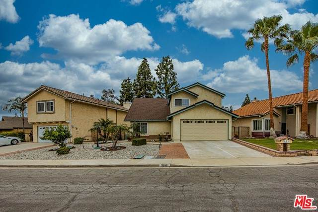 3196 Hacienda Drive, Duarte, CA 91010 (#21730516) :: eXp Realty of California Inc.