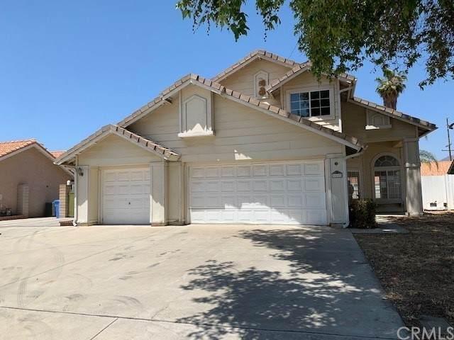 1613 Marin Court, San Jacinto, CA 92583 (#IG21100787) :: Mark Nazzal Real Estate Group