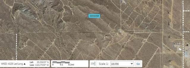 0 Oak Creek Road, Mojave, CA 93501 (#535077) :: Mainstreet Realtors®