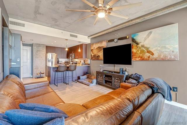 1080 Park Blvd #811, San Diego, CA 92101 (#210012553) :: Frank Kenny Real Estate Team