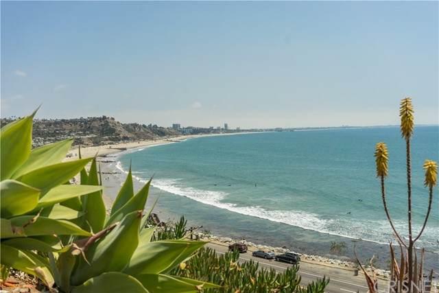 17366 W Sunset Boulevard 401B, Pacific Palisades, CA 90272 (#SR21099844) :: Holmes Muirhead Team at Reviron Realty