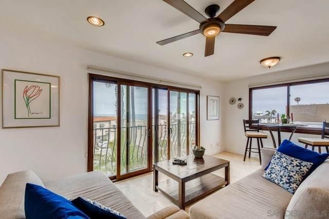 410 Pearl Street 3A, La Jolla, CA 92037 (#210012559) :: Jett Real Estate Group