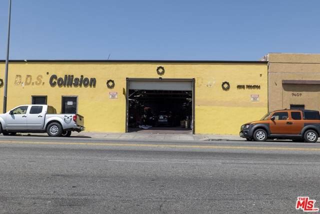 7411 S Western Avenue, Los Angeles (City), CA 90047 (#21730584) :: CENTURY 21 Jordan-Link & Co.