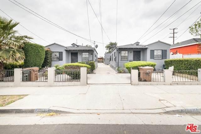 1348 W 110Th Street, Los Angeles (City), CA 90044 (#21730470) :: CENTURY 21 Jordan-Link & Co.