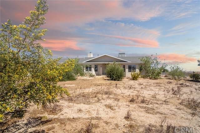 57816 Saratoga Avenue, Yucca Valley, CA 92284 (#JT21100897) :: Mainstreet Realtors®