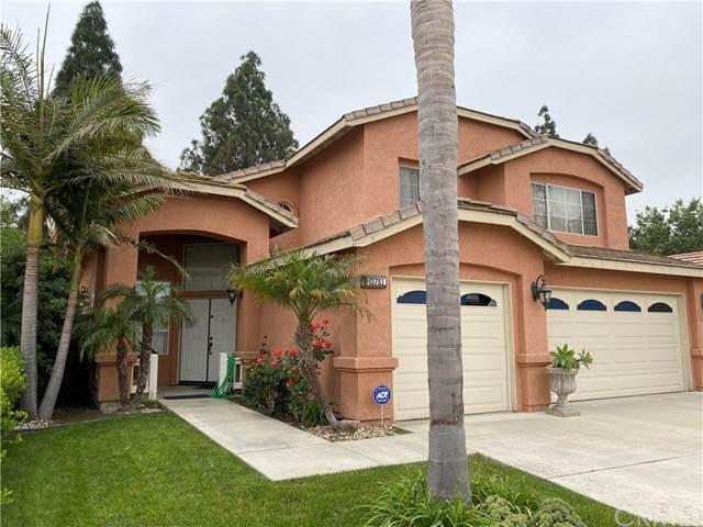 13781 Mesquite Drive, Fontana, CA 92337 (#OC21099659) :: The Alvarado Brothers