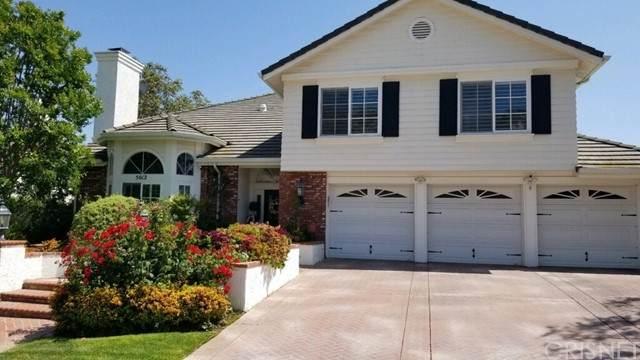 5012 Pathfinder, Oak Park, CA 91377 (#SR21099045) :: Team Forss Realty Group