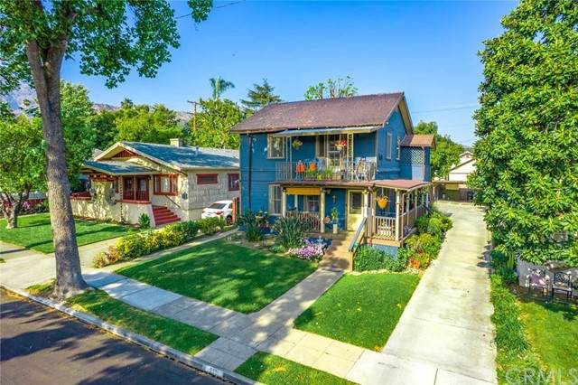 210 N Encinitas Avenue, Monrovia, CA 91016 (#AR21100761) :: Steele Canyon Realty