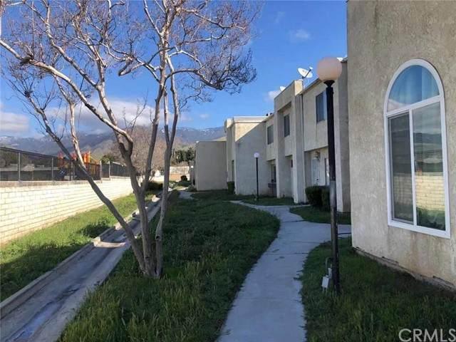 1480 E Marshall Boulevard #8, San Bernardino, CA 92404 (#IV21078627) :: Zutila, Inc.