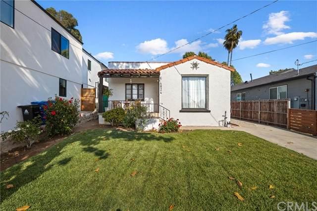 4824 La Roda Avenue, Eagle Rock, CA 90041 (#DW21100632) :: Mainstreet Realtors®