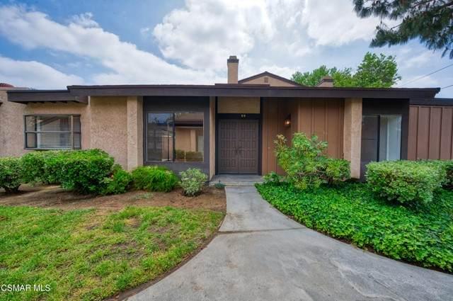 20027 Community Street #56, Winnetka, CA 91306 (#221002519) :: Mainstreet Realtors®