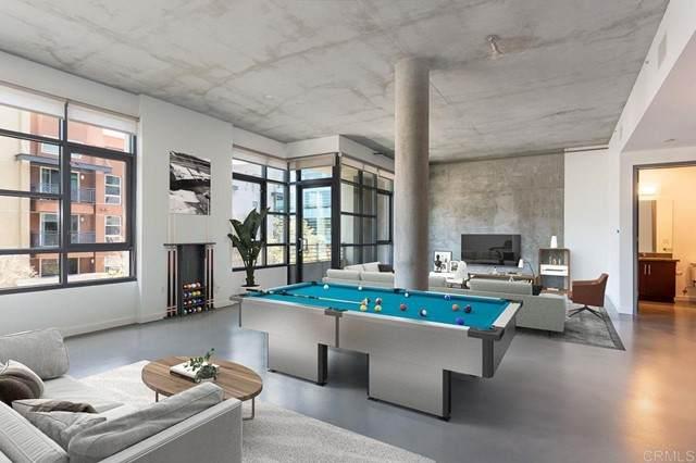 1050 Island Avenue #404, San Diego, CA 92101 (#NDP2105214) :: Frank Kenny Real Estate Team