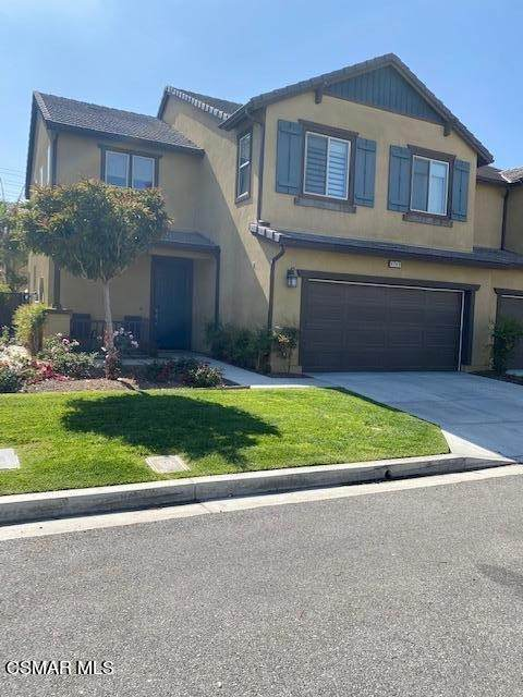 4743 Addington Court, Moorpark, CA 93021 (#221002520) :: Mint Real Estate