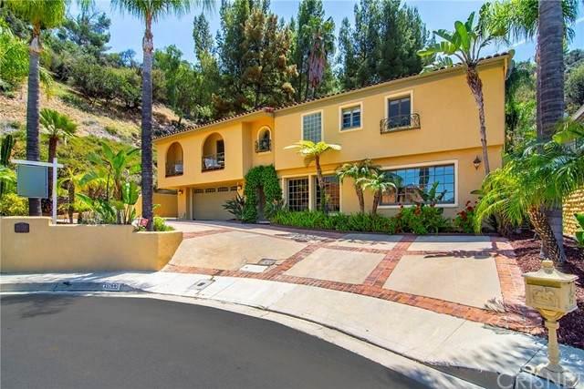 21700 Planewood Drive, Woodland Hills, CA 91364 (#SR21090925) :: Compass