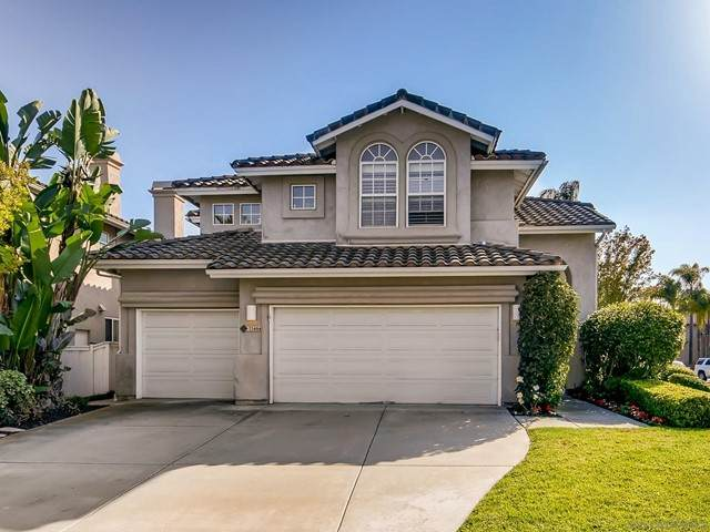 11484 Cypress Canyon Park Dr, San Diego, CA 92131 (#210012580) :: Steele Canyon Realty