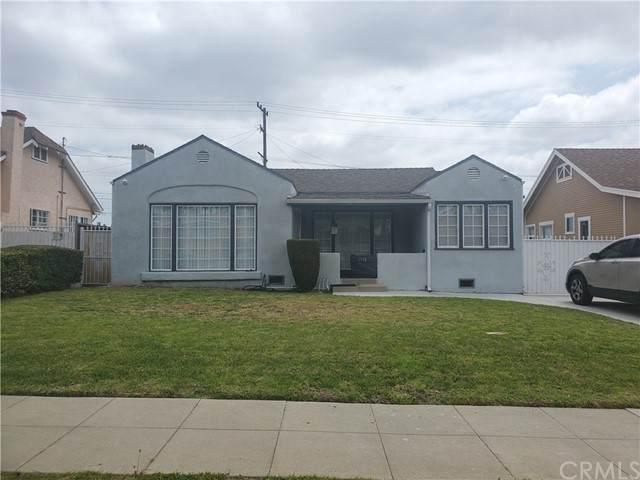 5714 Deane Avenue, Windsor Hills, CA 90043 (#CV21101136) :: Swack Real Estate Group | Keller Williams Realty Central Coast