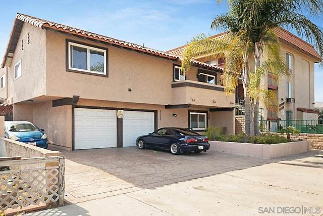 4220 41St St #6, San Diego, CA 92105 (#210012598) :: Mainstreet Realtors®