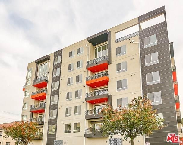 900 S Kenmore Avenue #405, Los Angeles (City), CA 90006 (#21723132) :: CENTURY 21 Jordan-Link & Co.