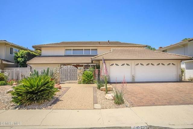 1667 Camberwell Place, Westlake Village, CA 91361 (#221002526) :: Zutila, Inc.