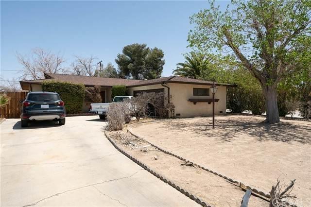 304 S Gold Canyon Street, Ridgecrest, CA 93555 (#IV21100165) :: Wahba Group Real Estate | Keller Williams Irvine
