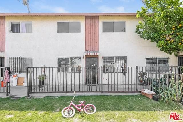 2020 W 23Rd Street #10, Long Beach, CA 90810 (#21730694) :: Team Forss Realty Group