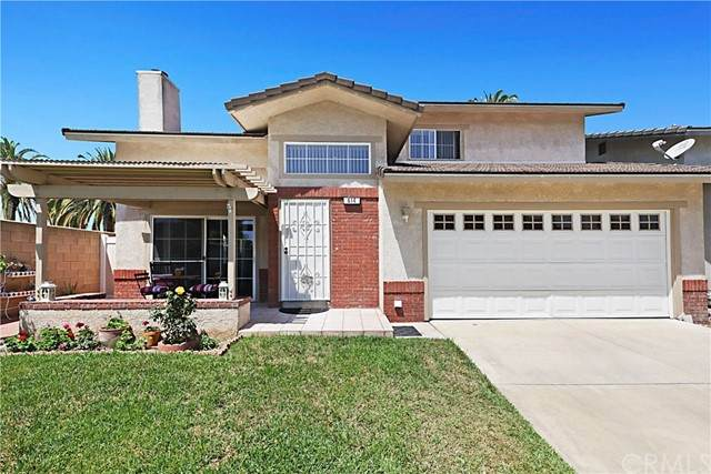 614 Heritage Court, Azusa, CA 91702 (#CV21101069) :: Steele Canyon Realty