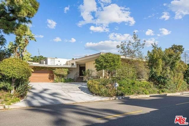 2050 W Westridge Road, Los Angeles (City), CA 90049 (#21730832) :: Frank Kenny Real Estate Team
