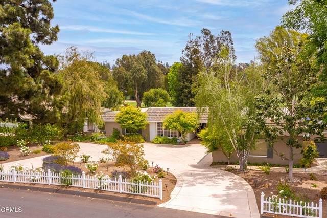 1234 Fairway Drive, Camarillo, CA 93010 (#V1-5727) :: Wahba Group Real Estate | Keller Williams Irvine