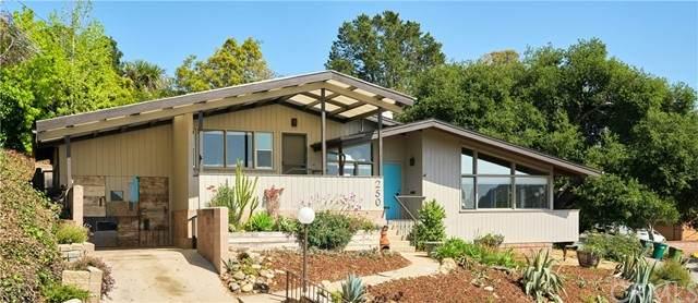 250 Longview Lane, San Luis Obispo, CA 93405 (#SC21074512) :: Zutila, Inc.
